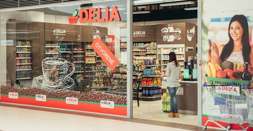 Delia potraviny | STYLA