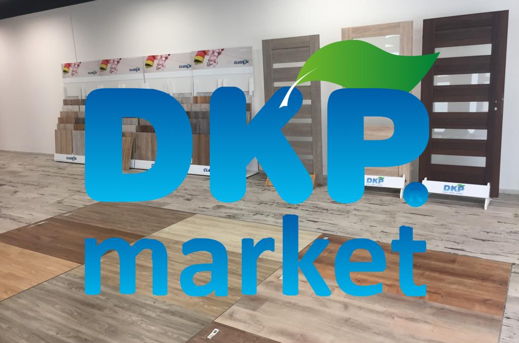 Otvorili sme novú predajňu – DKP – dvere, kľučky, podlahy.