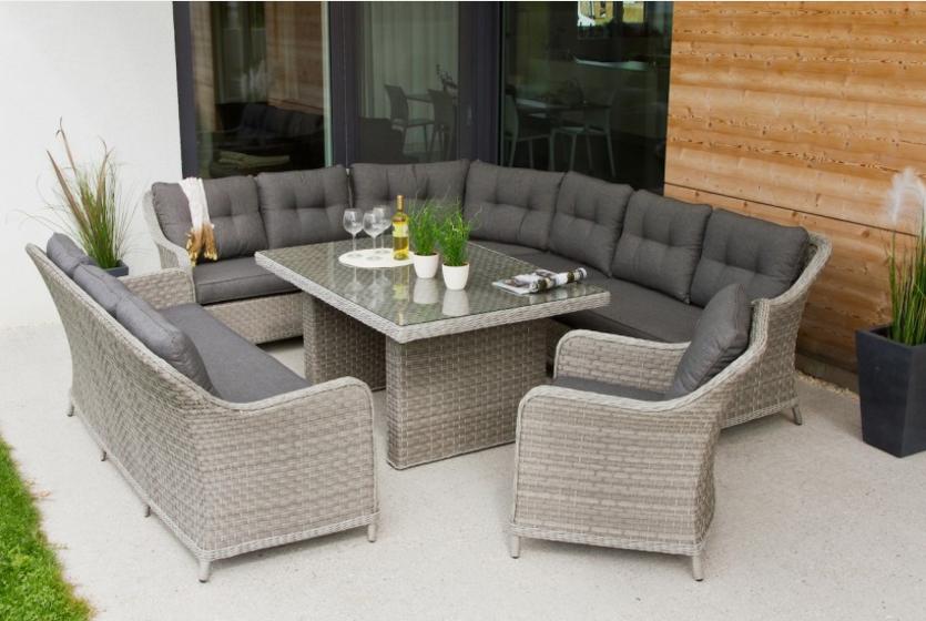 Terasa, ktorú si zamilujete: Z akého záhradného nábytku máte na výber?