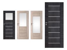 Interiérové rámové dvere Premium 1-7