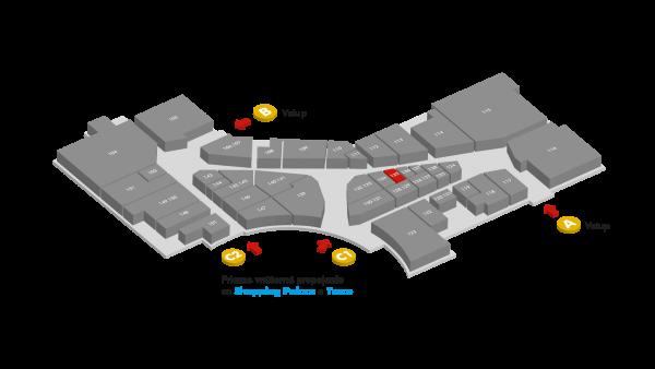 STYLA - mapa Nice Decor