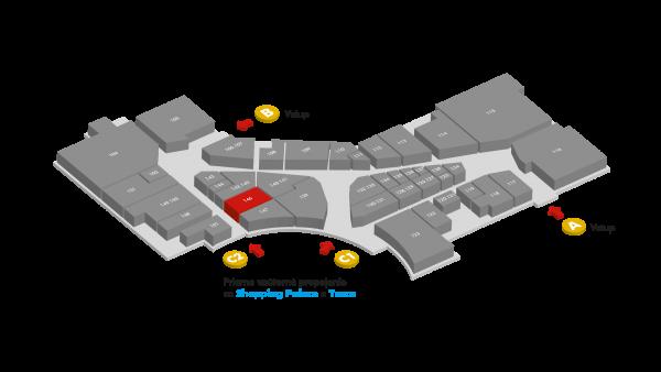 STYLA - mapa SANAS