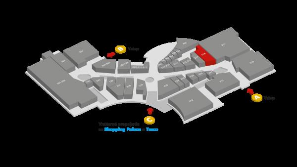 STYLA - mapa We-tec