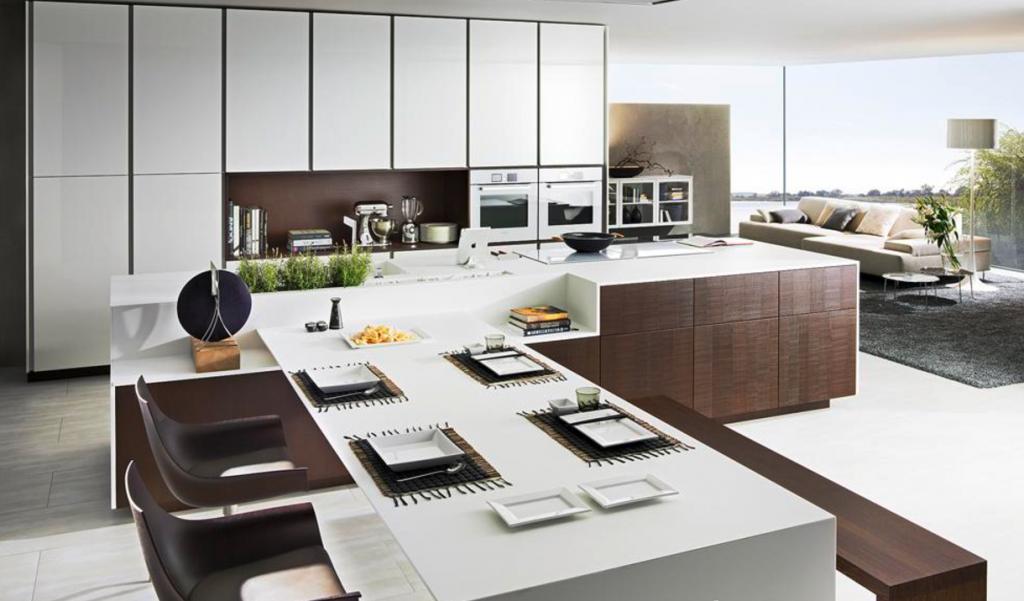 Čo musia obsahovať moderné kuchyne?