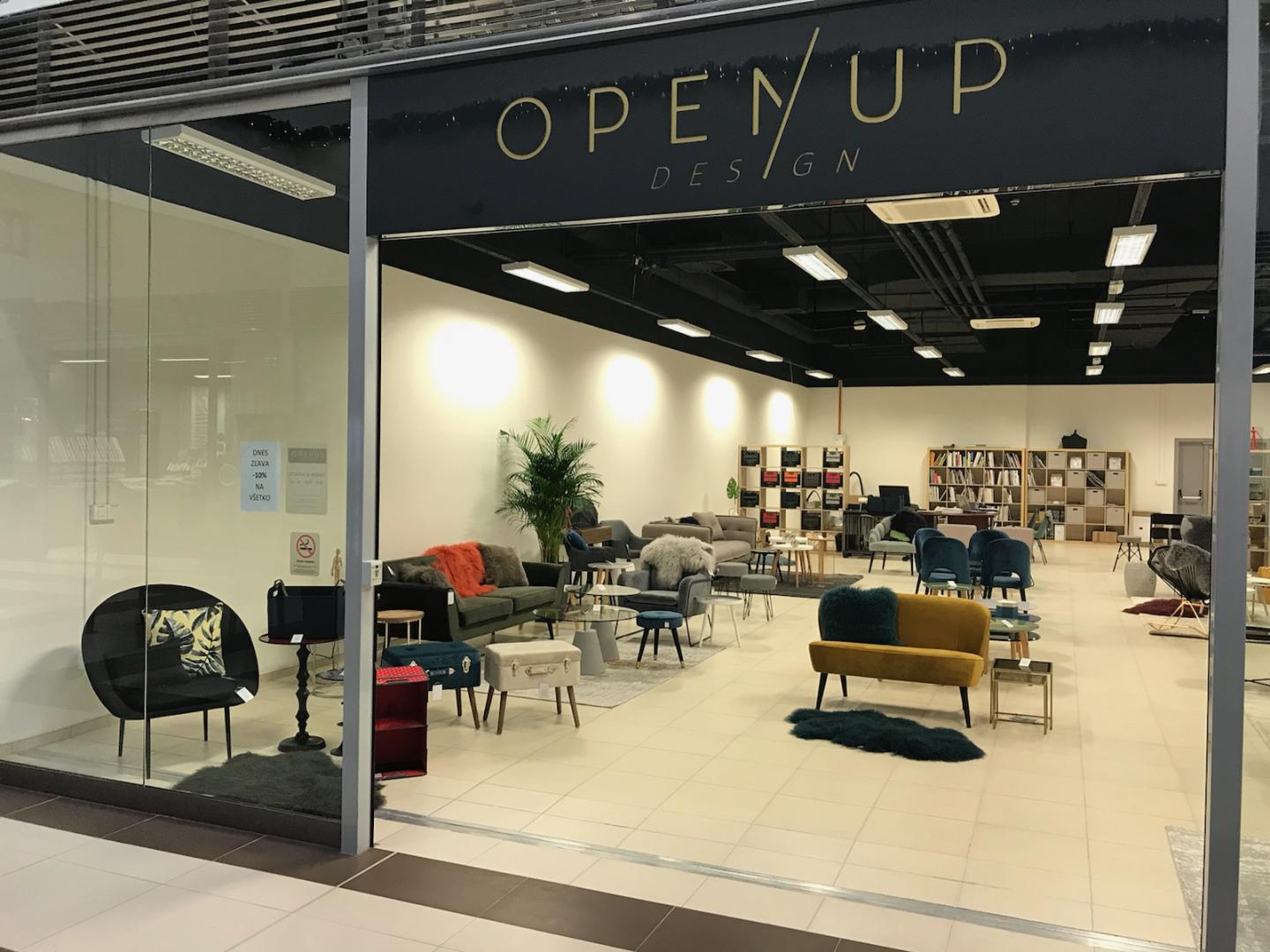 OPEN UP Design | STYLA