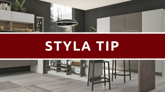 STYLA TIP TÝŽDŇA – Kuchyňa LUBE od Studio IT