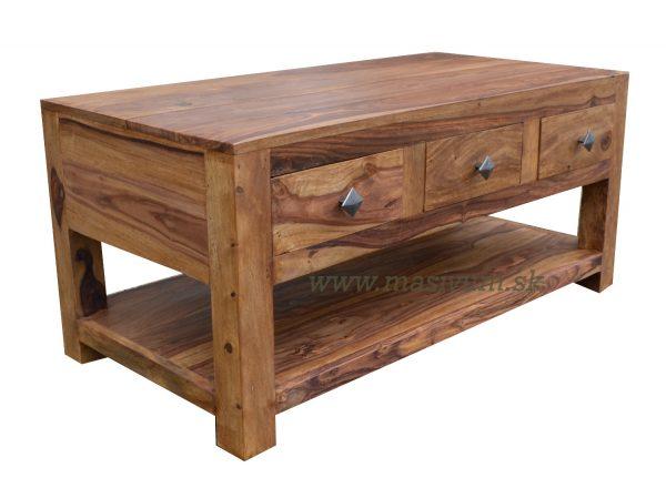 Konferenčný stolík LC 2745 - Stone
