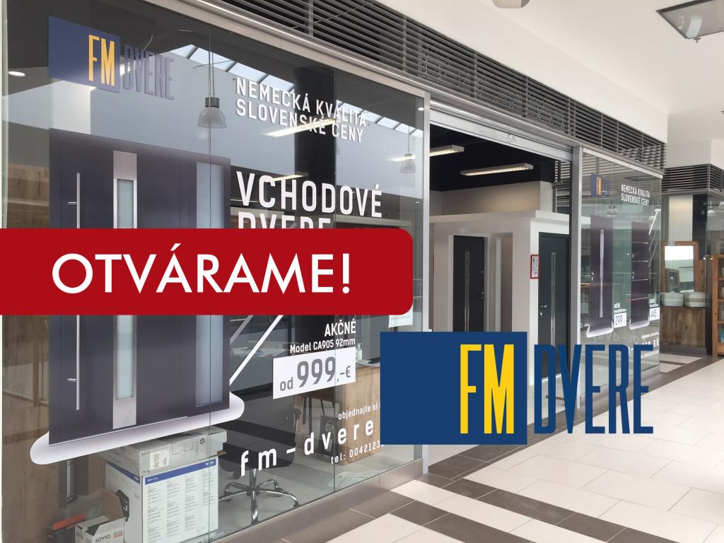 FM Dvere už otvorené!