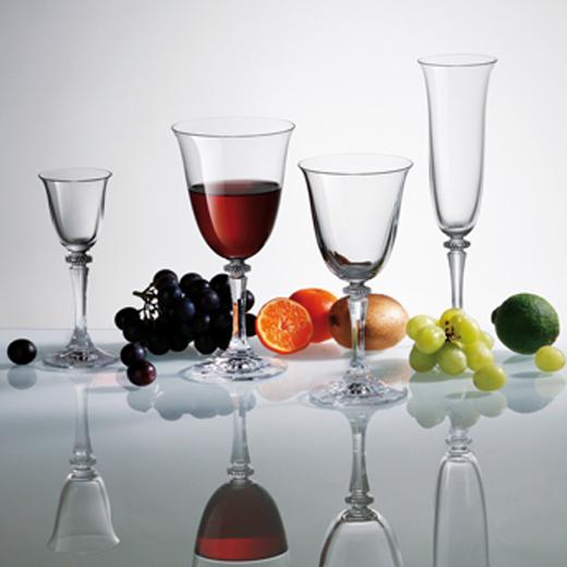Krištáľové poháre Branta