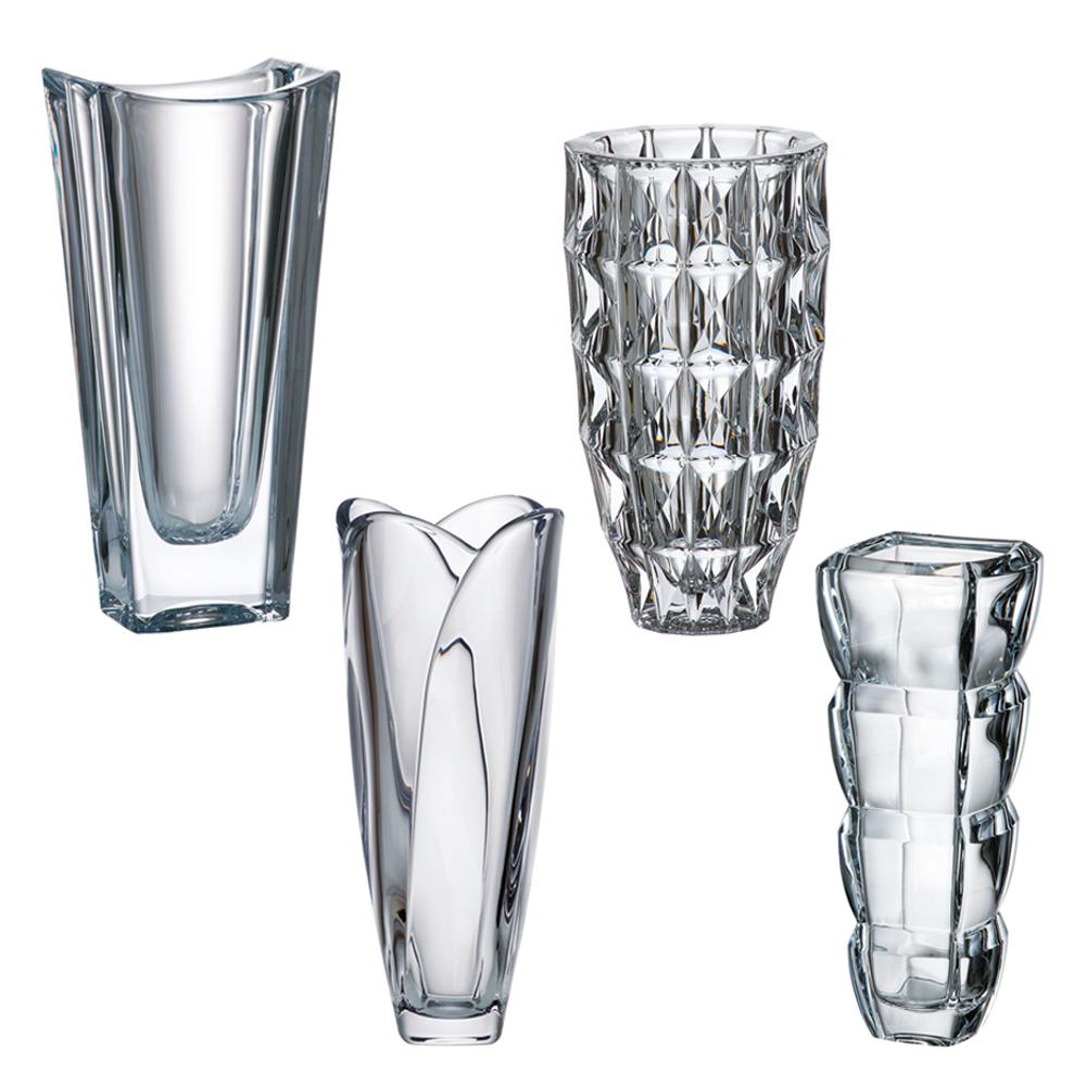 Krištáľové vázy
