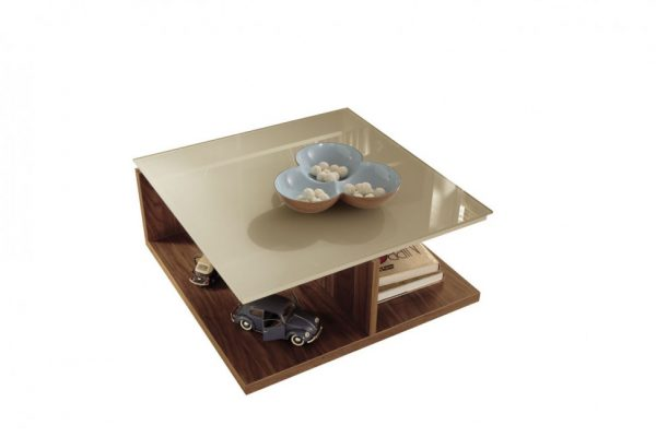17a6a830e0e85 Konferenčný stolík originál dyha Now by Hulsta