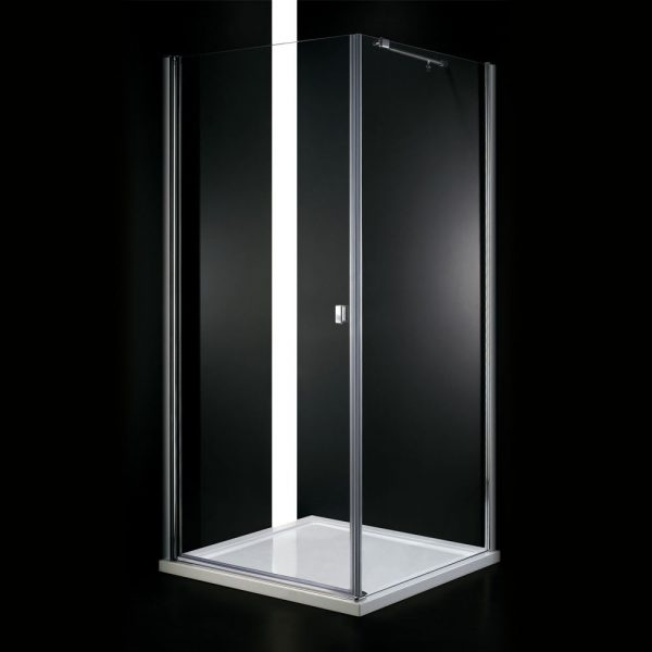 séria sprchovacích kútov a dverí GLASS