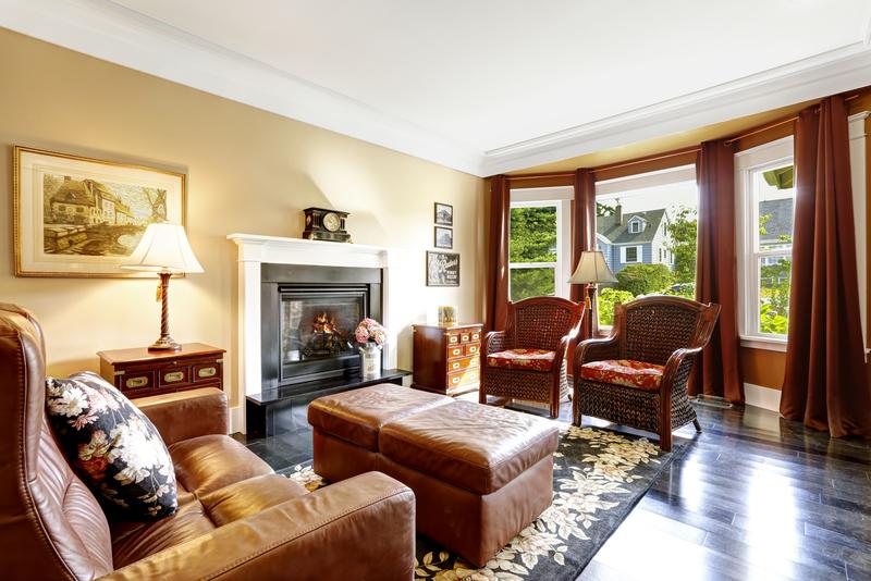 luxusný rustikálny nábytok