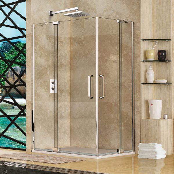 séria sprchovacích kútov a dverí PARTY