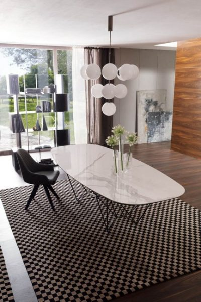 FIL8 dizajnový stôl