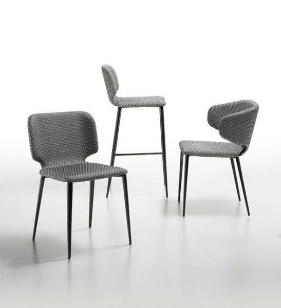 WRAP jedálenská a barová stolička rôzne prevedenia