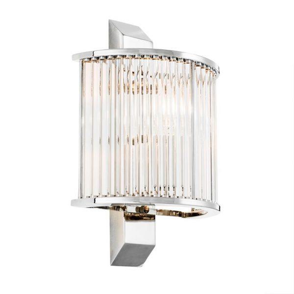 Nástenná lampa Oakley