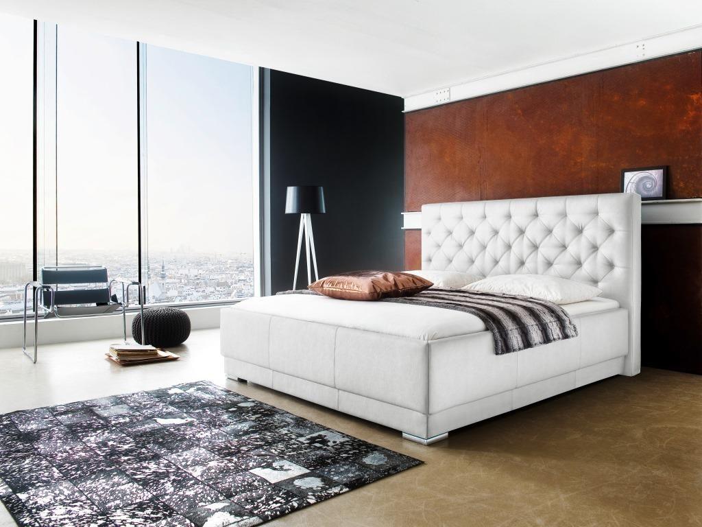 dizajnová posteľ Pisa