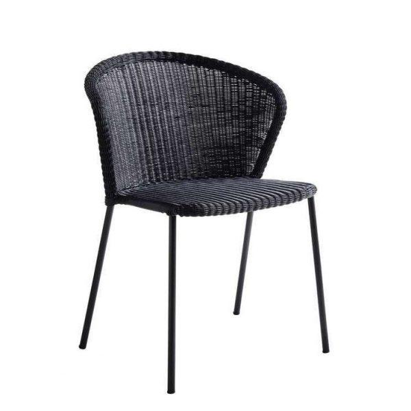 Exteriérová stolička LEAN
