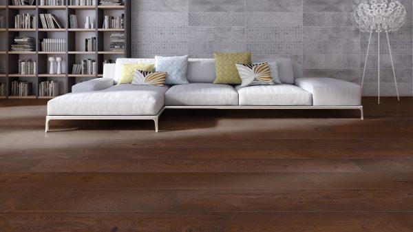 Drevená podlaha- dub Cognac