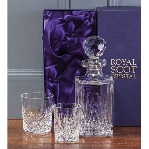 Whisky set Highland