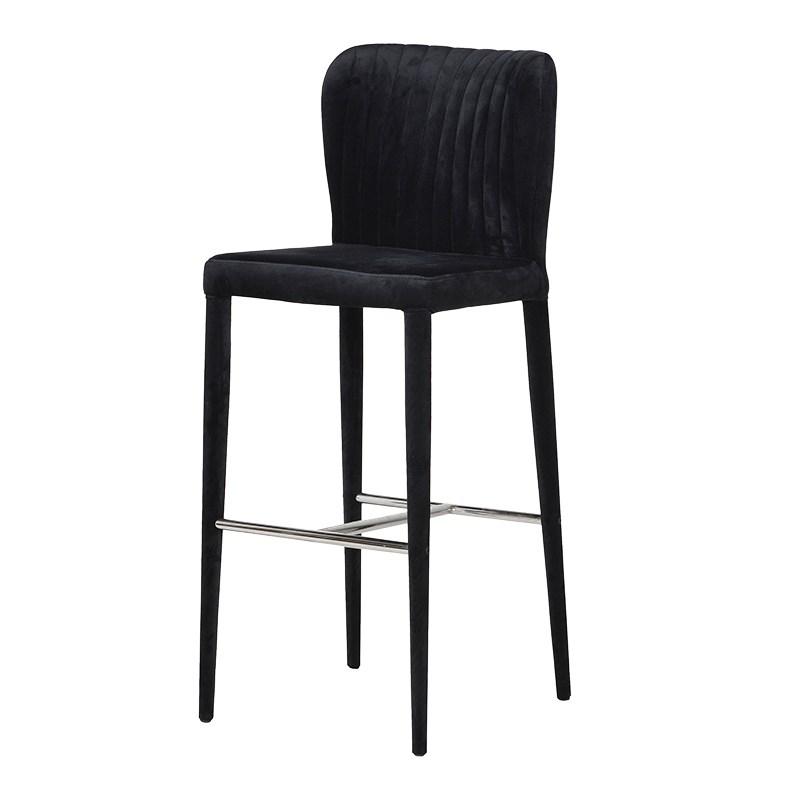 Barová stolička Velvet