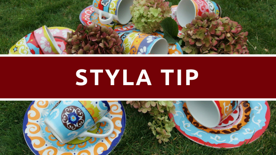STYLA TIP TÝŽDŇA – jedálenský servis Rose & Tulipani od Platerié