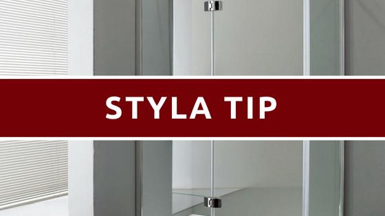 STYLA TIP TÝŽDŇA – sprchovacie kúty EXTRA od Aquatek