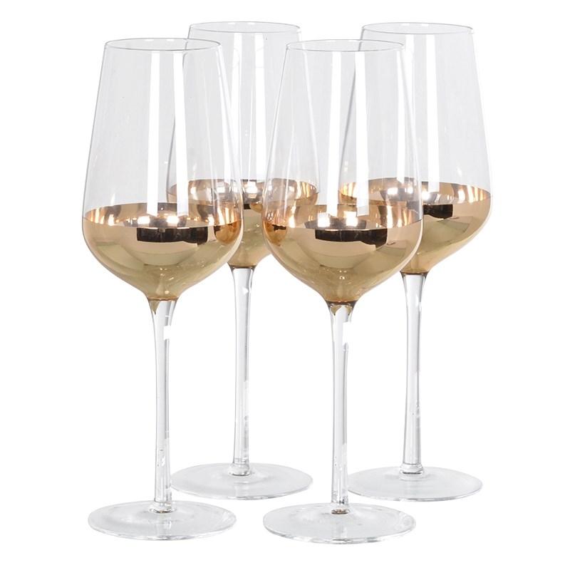 Poháre na víno Goldie