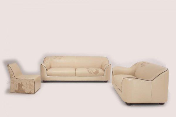 Kožená sedačka San Lorenzo - E03