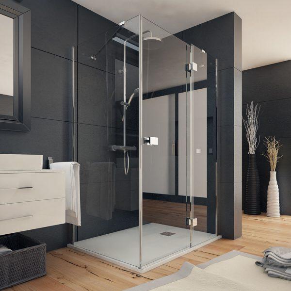 séria sprchovacích kútov SMART