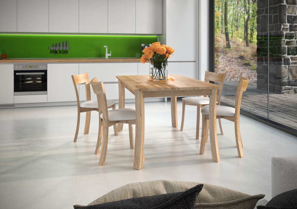 5 vecí, ktoré by ste vášmu drevenému stolu nemali robiť