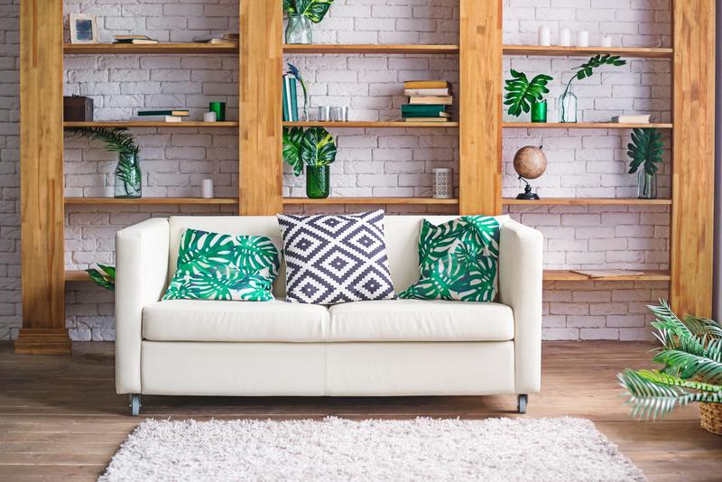 Prineste prírodu aj do mesta: drevo, masívny nábytok a veľa zelene