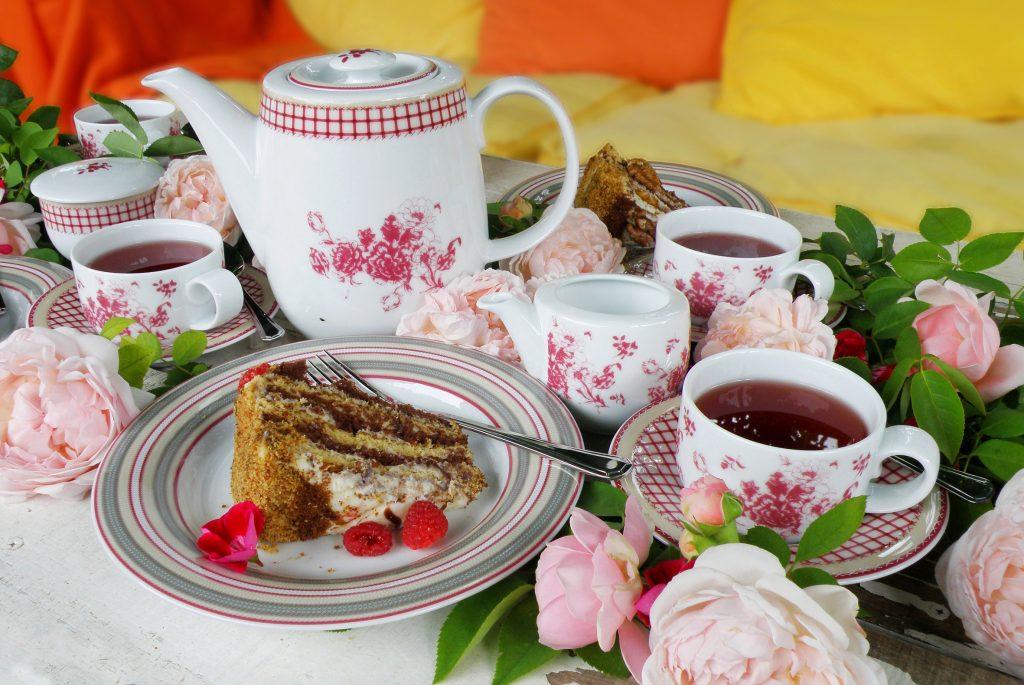 STYLA TIP TÝŽDŇA – čajová súprava z porcelánu od Platerié