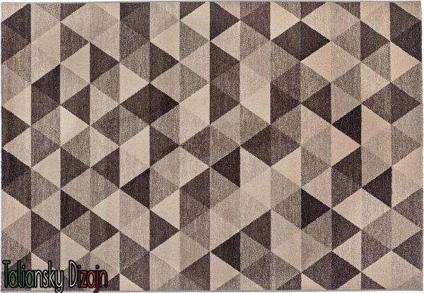 Kusový geometrický koberec Capri 32381/6525