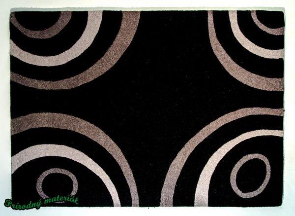 Vlnený koberec Handtuft