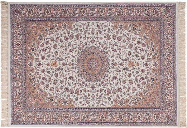 Kusový koberec s orientálnym vzorom Isfahan 9000