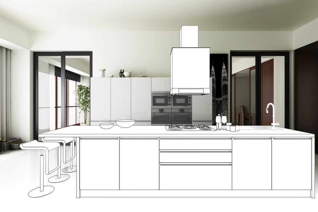 Zostavujete si kuchyňu na mieru? Nezabudnite na týchto 5 detailov