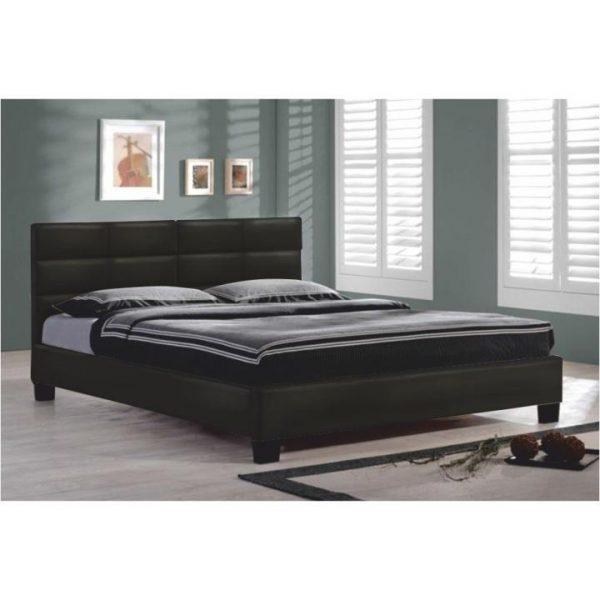 Manželská posteľ s roštom MIKEL