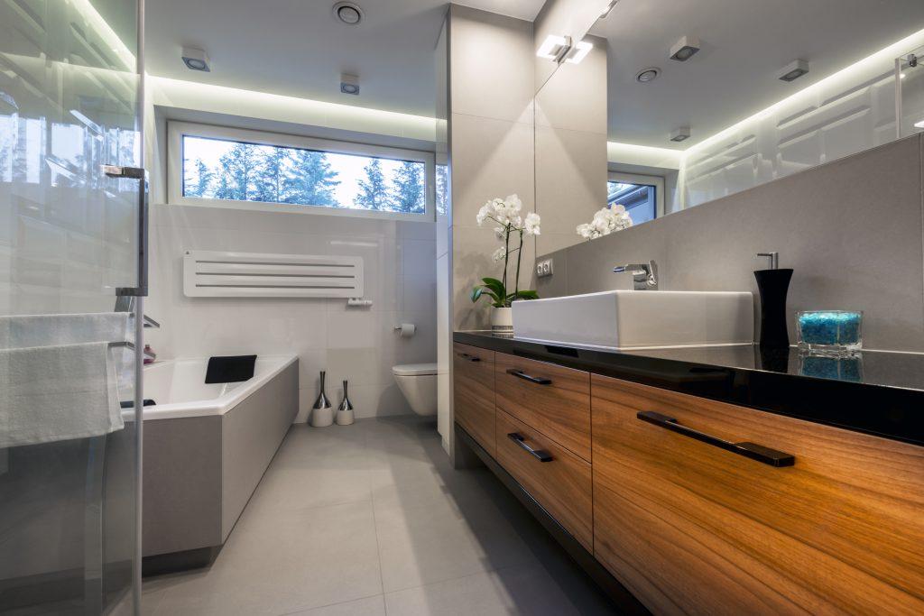 Vyberáte skrinku pod umývadlo? Toto si pred kúpou premyslite