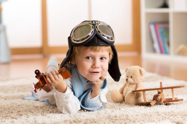 7 tipov na detskú izbu snov pre chlapca