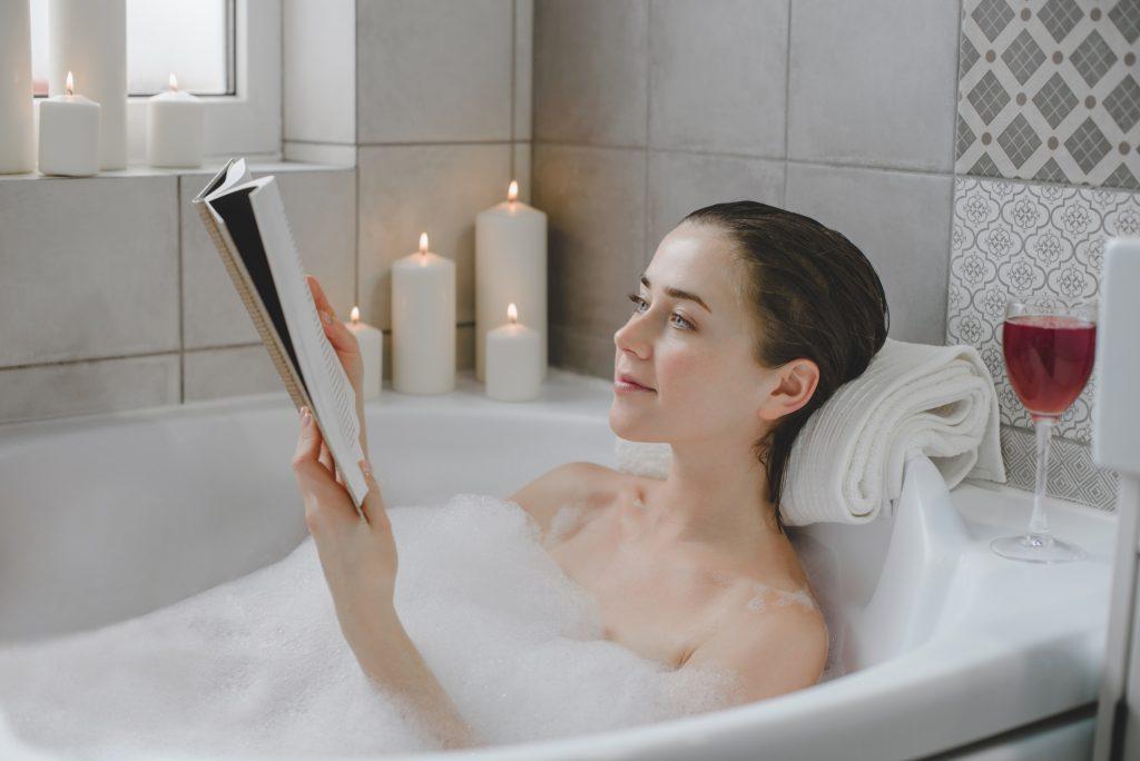 Návrhy romantických kúpeľní: inšpirácie z Instagramu