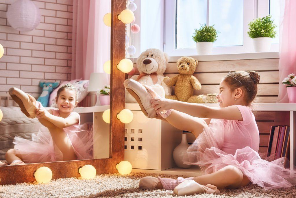 Detská izba pre dievčatá: 5 tipov pre superhrdinky aj princezné