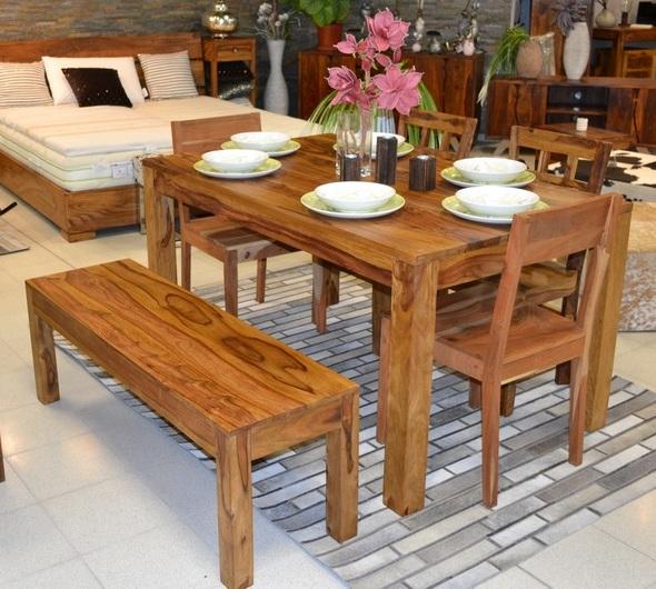 Jedálenský stôl DDT5-TL-150-ST