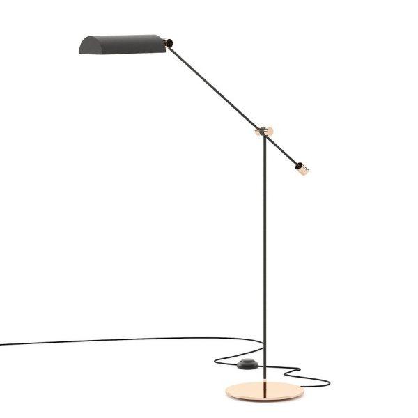 Stojacia lampa Randolph