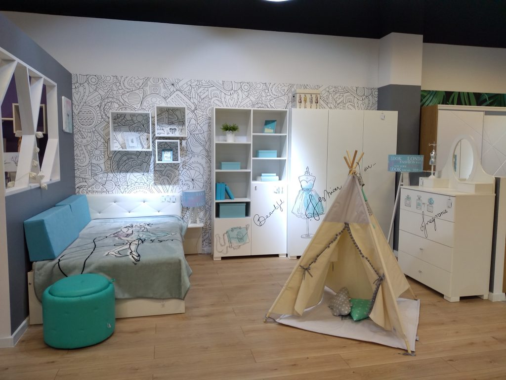 Predajňa detského nábytku Meblik – v nových a väčších priestoroch!