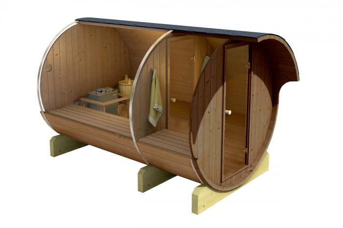 Sudová sauna 330 SMREK THERMO