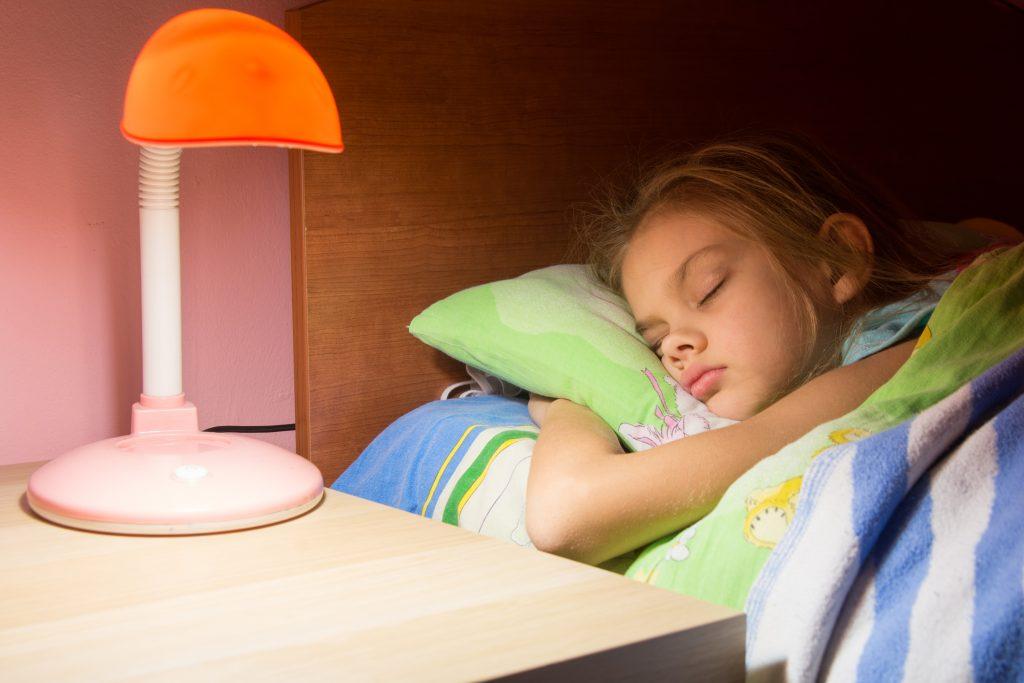 nočna lampa