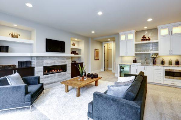 Obývačka s kuchyňou: viete, aké sú výhody či nevýhody?
